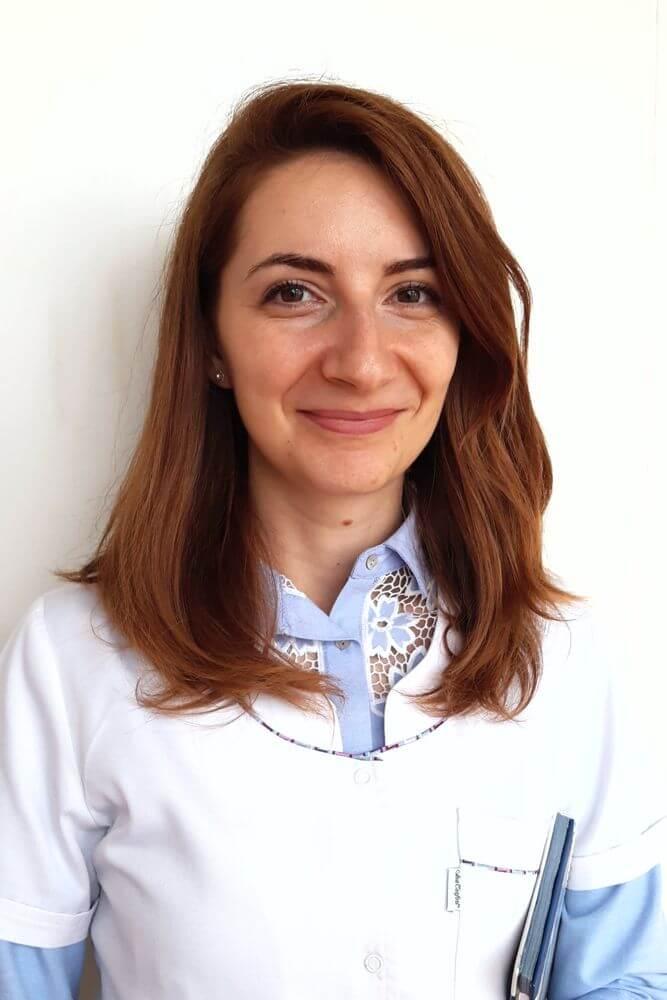 Dr. Eliza Mircea