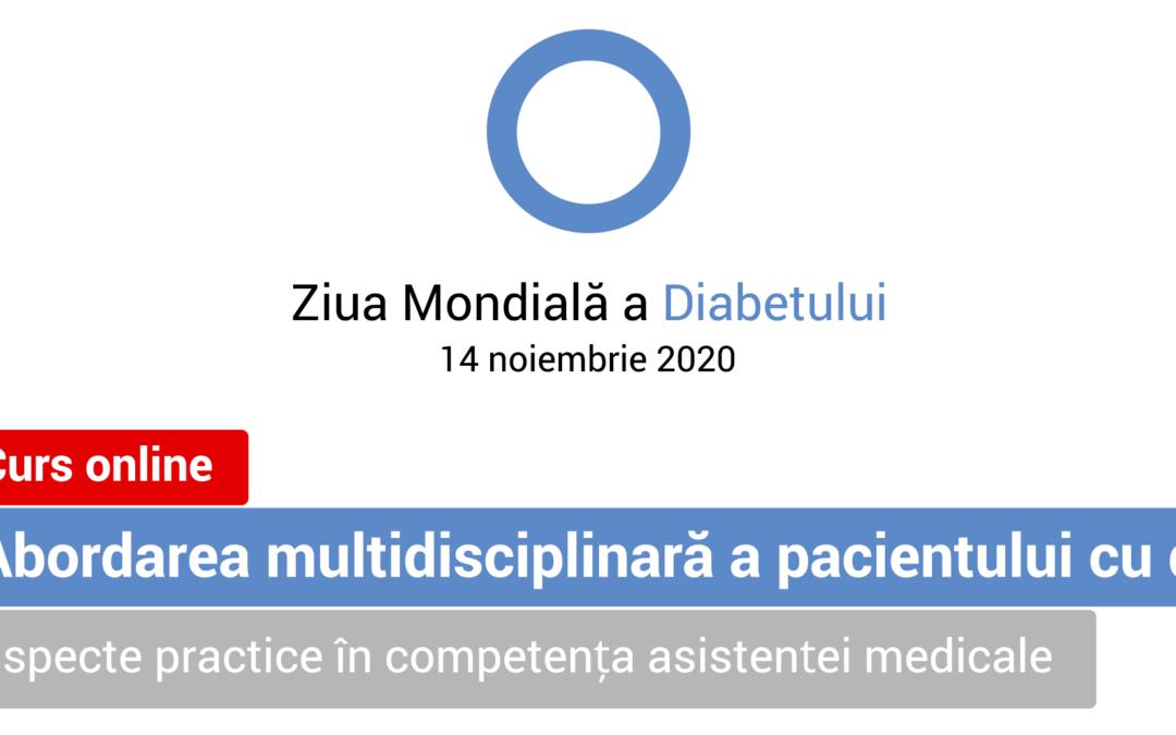 Ziua Mondială a Diabetului – 2020